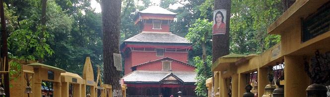 बाग्लुंग कालिका मन्दिर